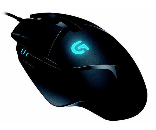 Mouse Logitech G402 Hyperion Fury Gaming