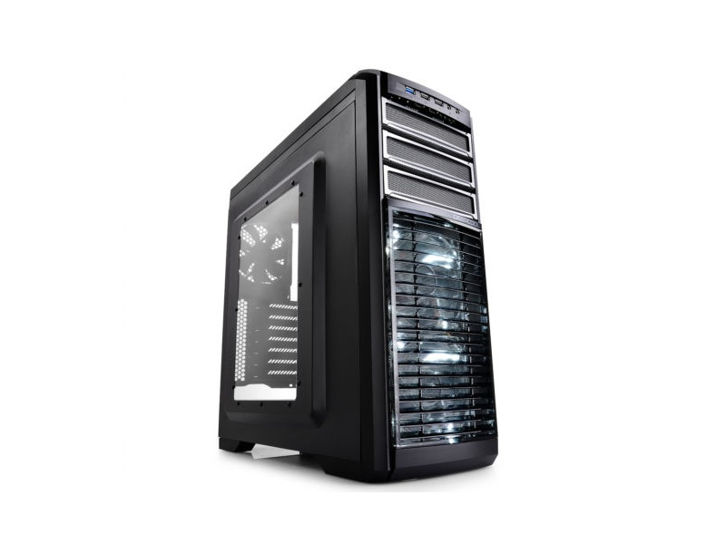 Case DEEPCOOL KENDOMEN TI Side-Window (w/o PSU ATX)