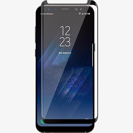 Screen Protector Cellular for Samsung Galaxy S8 Curved Black