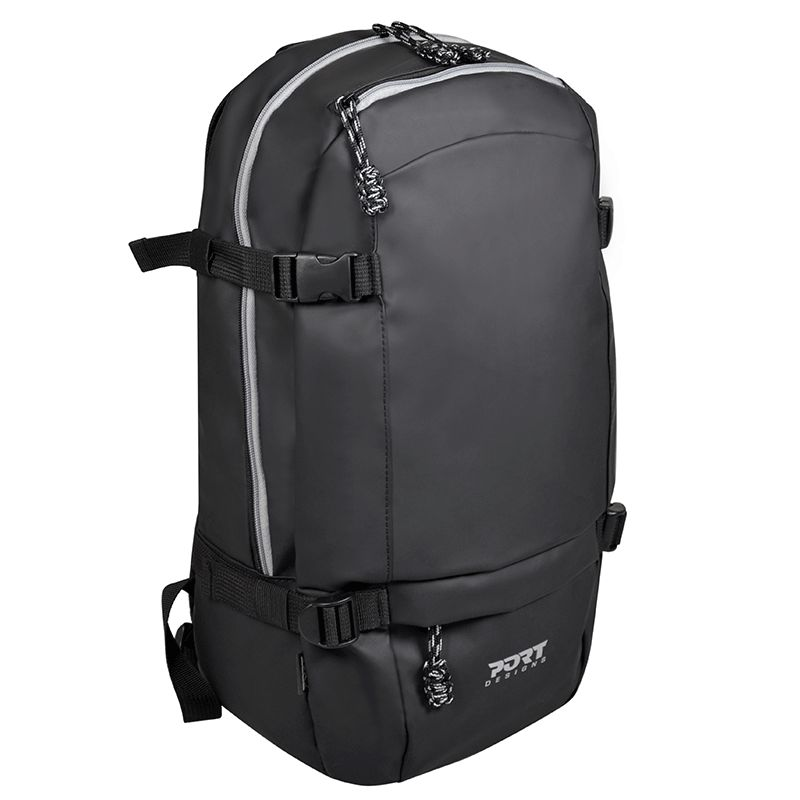 "15.6"" Notebook Backpack PORT BROOKLYN Grey"