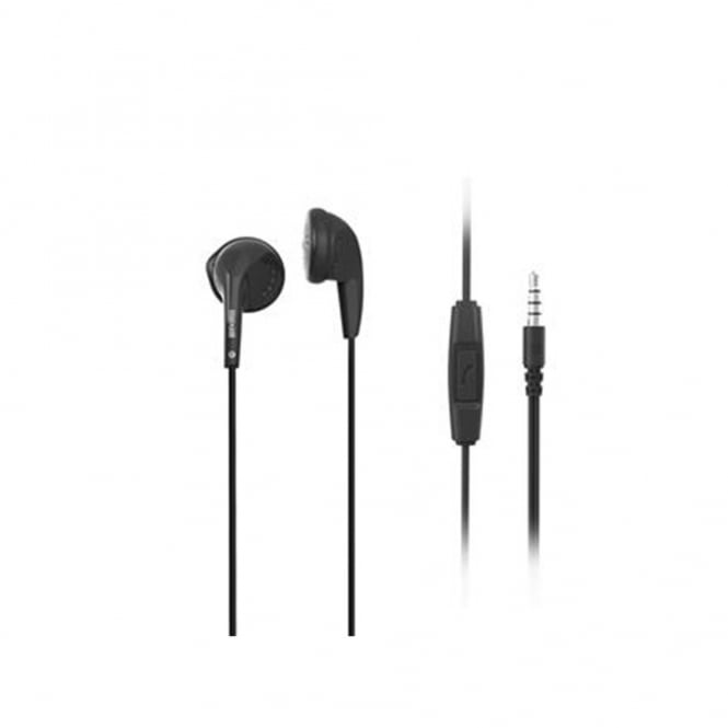 Earphones MAXELL EB95 With Mic Black
