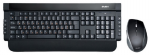 Keyboard & Mouse SVEN Comfort 4500 Wireless Black USB