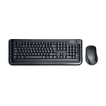 Keyboard & Mouse SVEN Comfort 4400 Wireless Black USB