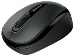 Mouse Microsoft Mobile 3500 Wireless Black USB