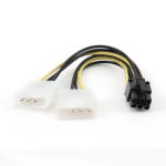 Power Cable Gembird CC-PSU-6 internal adapter cable for PCI express