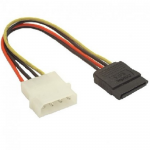 Cable Serial ATA Power 15cm Gembird CC-SATA-PS