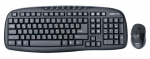 Keyboard & Mouse SVEN Comfort 3400 Wireless Black USB