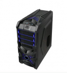 Case Magnum H740DB Black-Blue (w/o PSU MidiTower ATX)
