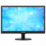 "19.5"" Philips 203V5LSB26 Black (TN LED 1600x900 5ms 10M:1 D-Sub)"