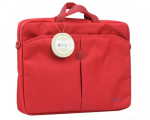 "15.6"" Continent Laptop Bag CC-01 Red"