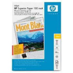 Paper HP Superior InkJet Matt A4 180g/m2 100pack