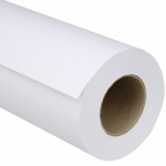 "Paper HP Bright White InkJet 610x45.7 (24"") 1 roll Made in Austria."
