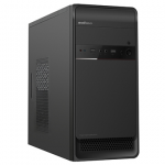 Case Sohoo 6817 Black (550W MiniTower mATX)