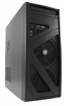 Case LC-Power 7033B Black (420W MidiTower ATX)