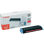 Laser Cartridge Canon 707 magenta (2000 pages)