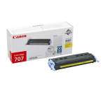 Laser Cartridge Canon 707 yellow (2000 pages)