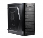 Case Spire Lugen 1601/SP1601B Black (420W MidiTower ATX)
