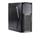 Case Spire Lugen 1602/SP1602B Black (420W MidiTower ATX)