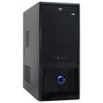 Case Inter-Tech JY-235 Black (520W MidiTower ATX)
