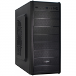 Case Inter-Tech SY-120 Black (500W MidiTower ATX)