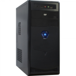 Case Inter-Tech JY-250 Black (520W MidiTower ATX)