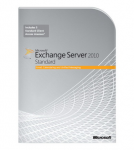 Exchange Svr 2010 x64 English non-EU/EFTA DVD 5 Clt
