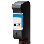 Ink Cartridge for HP 51645A (№45) black Compatible