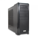Case Spire SP-X800 Sentor 800 Black (w/o PSU MidiTower ATX)