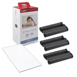 Photo Paper Canon KP-108IN+Ink Cassette 100x150mm (108 sheets) for CPseries