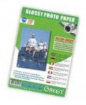 Paper Green2 NP-GP180A4-PL100 Highly Glossy Photo (water-proof) / 180g 100 sheets/Plastic box