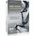 ESET NOD32-SBP-NS(KEY)-1-15 СНГ Small Business Pack newsale for 15 users