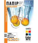 Photo Paper ColorWay 4R HighGlossy 150g 50pack (PG1500504R)