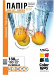 Photo Paper ColorWay 4R HighGlossy 180g 100pack (PG1801004R)