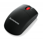 Mouse Lenovo Laser Wireless Black