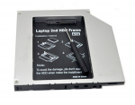Caddy HDD for notebook HD9503-SS (9.5mm SATA to SATA)
