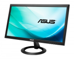 "19.5"" Asus VX207NE Black (TN-LED 1366x768 5ms 100M:1 D-Sub+DVI)"