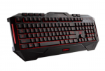 Keyboard ASUS Gaming Cerberus Backlight (red / blue) USB