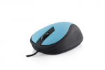 Mouse Logic WIRED MOUSE LM-14 Blue