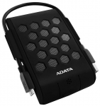 "External HDD 1.0Tb ADATA DashDrive Durable HD720 Rubber Black (2.5"" USB3.0)"
