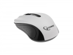 Mouse Gembird MUS-101-W White USB