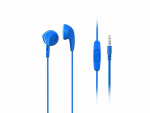 Earphones MAXELL EB95 with Mic Blue