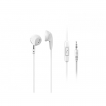 Earphones MAXELL EB95 with Mic White