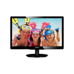 "19.5"" Philips 200V4LAB2 G.Black (TN W-LED 1600x900 5ms 200cd 10M:1 DVI 2x2W)"