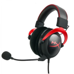 Headset Kingston HyperX Revolver Black Red with Microphone