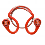 Headset Plantronics BACKBEAT FIT Red