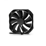 PC Case Fan Deepcool GF140 Black Fluid Dynamic Bearing 140x140X26mm