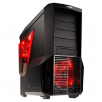 Case ZALMAN Z11 PLUS HF1 ( w/o PSU with Side-Window MidiTower ATX )
