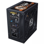 PSU ZALMAN ZM600-GVM (600W ATX 2.31 80 PLUS Bronze Active PFC)