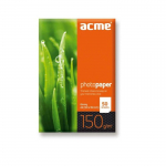 Photo Paper ACME A6 Glossy 150g, 100pcs (Value pack)