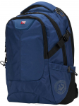 "15.6"" Continent Laptop Backpack BP-306BU Schwyzcross Blue"
